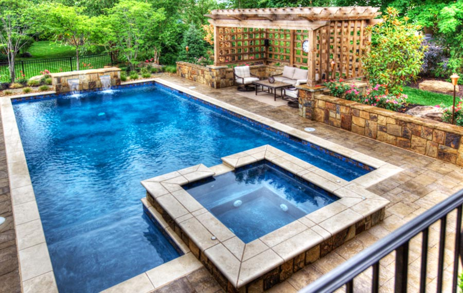 Swimmer S Haven Backyard By Design