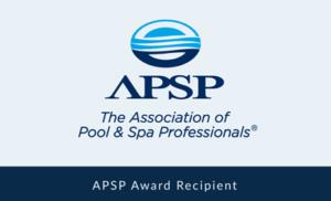 Backyard by Design is an APSP award recipient