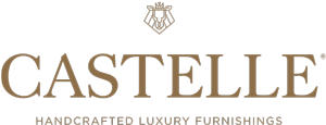 Logo for CASTELLE furniture