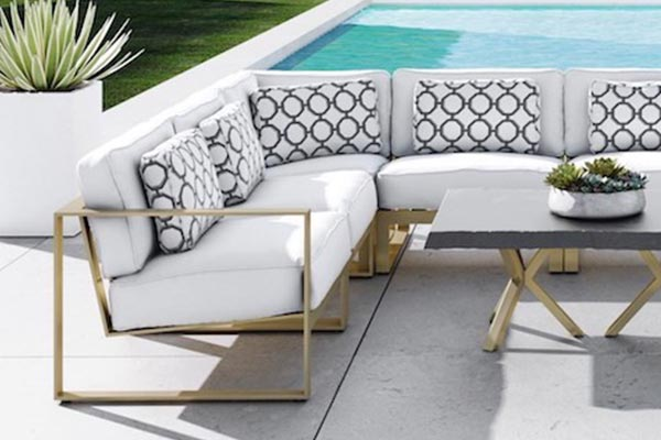 Castelle Luxury Outdoor Furniture sold by Backyard by Design KC - Outdoor Furniture - Backyard By Design