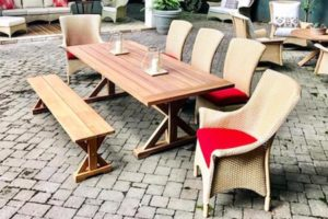 Lloyd Flanders Luxury Outdoor Furniture sold by Backyard by Design KC