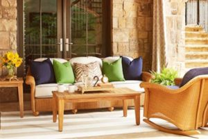 Lloyd Flanders Luxury Outdoor Furniture sold by Backyard by Design KC