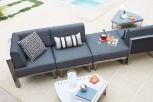 Woodard Luxury Outdoor Furniture sold by Backyard by Design KC